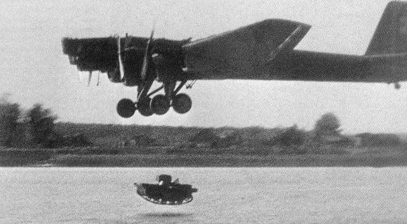 Projets de chars volants des années 1930 et 40 T37_f110