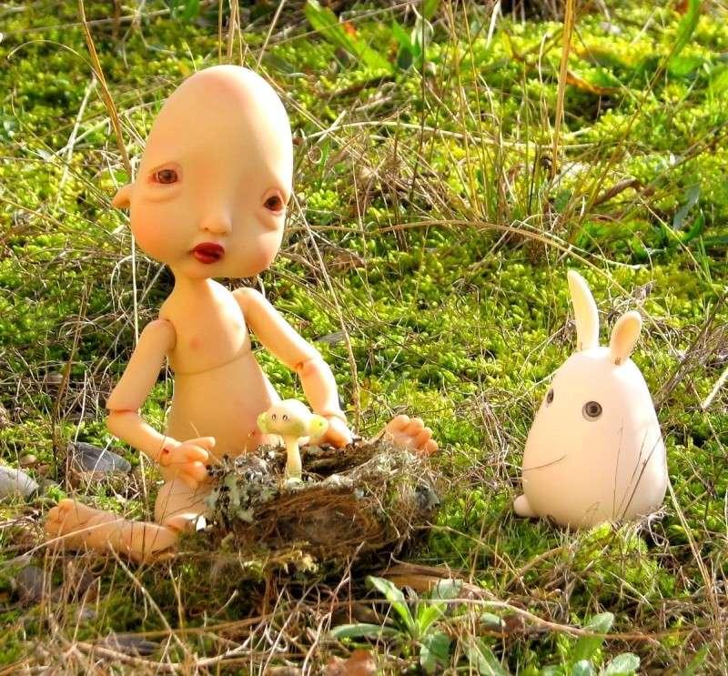 [CIRCUS KANE DOLLS] Miss Humpty Dumpty 00518