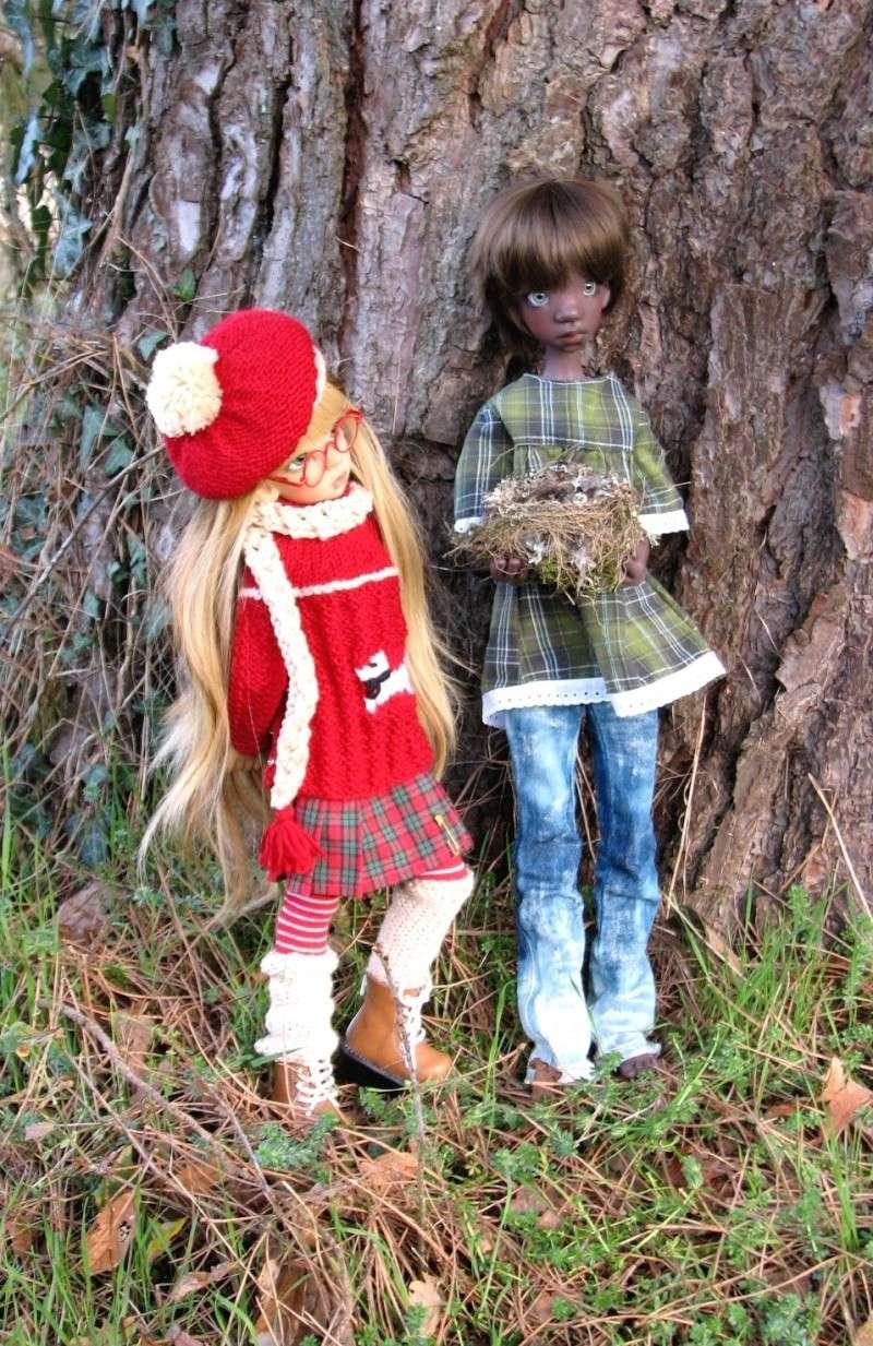 Kiki McFly et Layla au soleil^^ BAS P2 02111