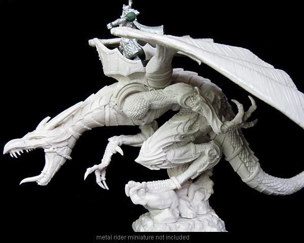 Ultraforge miniature : Le domaine de la GROSSE figurine Dragon10