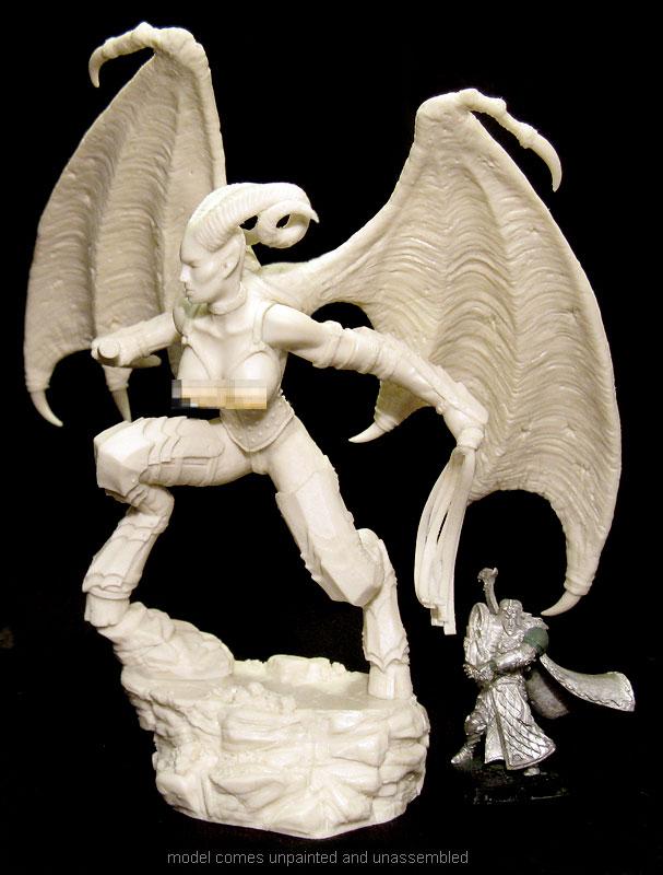 Ultraforge miniature : Le domaine de la GROSSE figurine Pleasu11