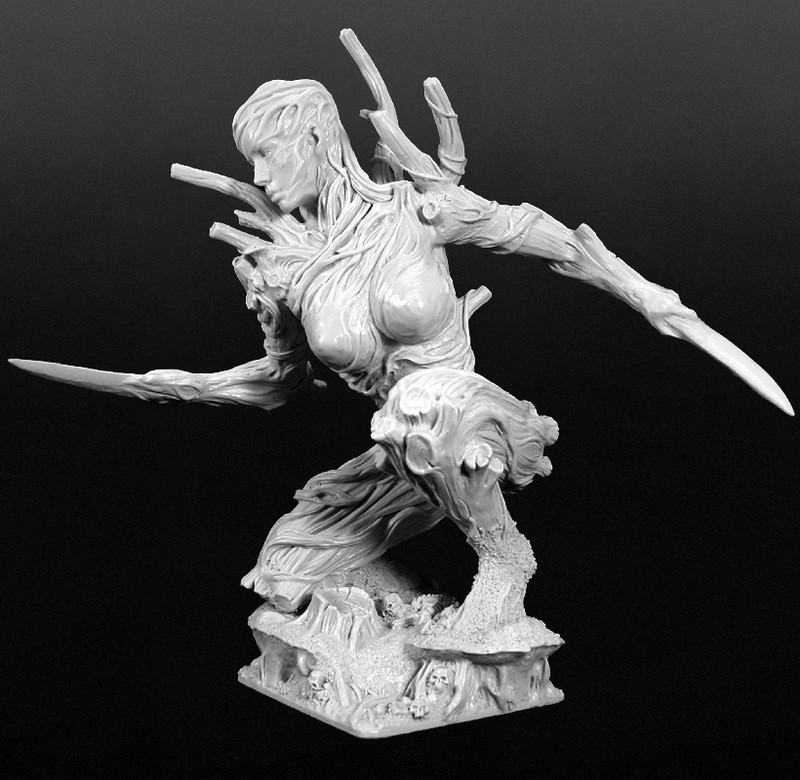 Ultraforge miniature : Le domaine de la GROSSE figurine Treewo10