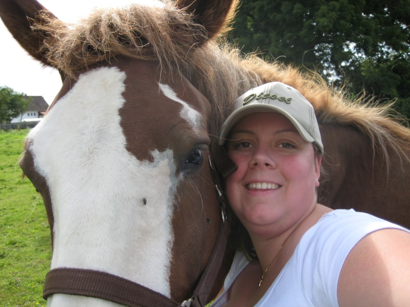Une photo de vous et votre cheval - Page 7 Img_0531