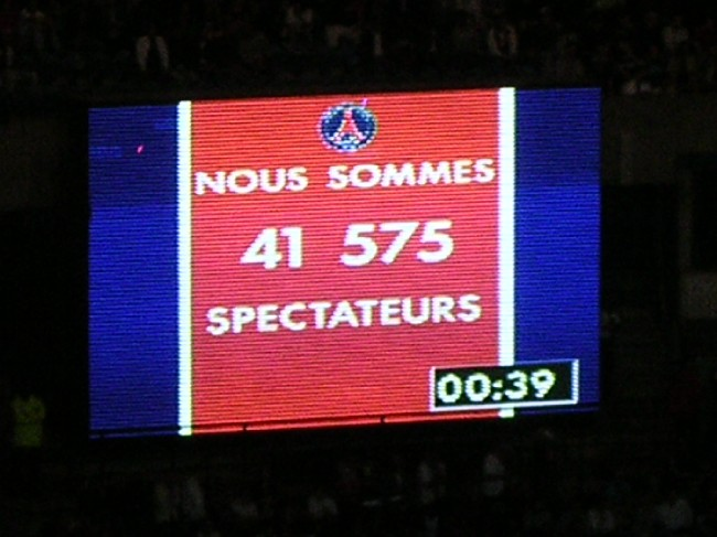 Paris SG-Bordeaux : les photos Dscn6819