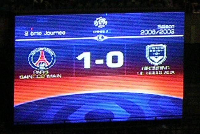 Paris SG-Bordeaux : les photos Dscn6824
