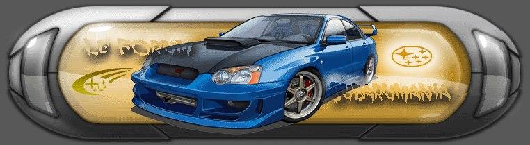 Subarumania le forum 100% Subaru