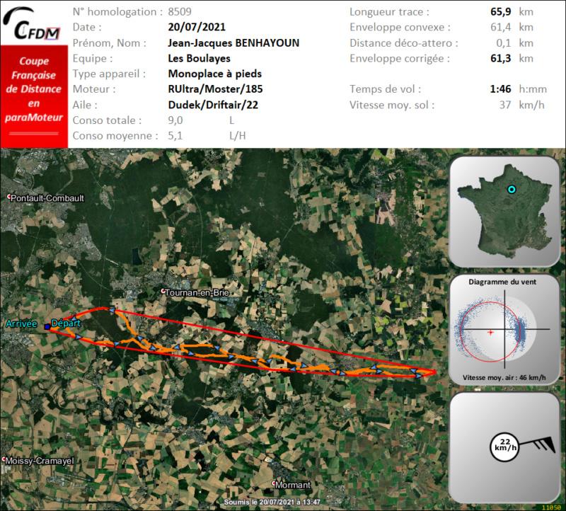 8509 - 20/07/21 - Jean-Jacques BENHAYOUN - 61 km - homologué Img1002