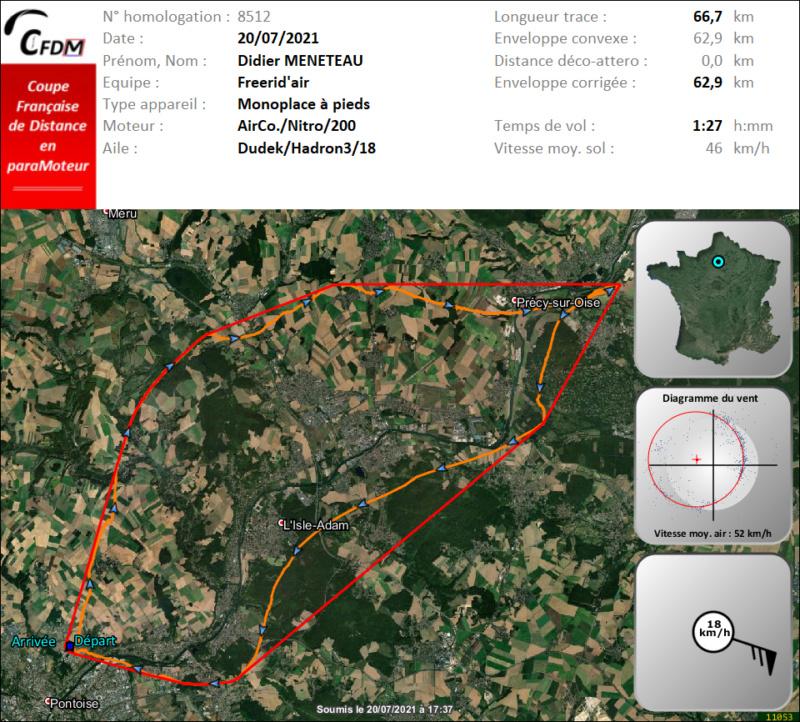 8512 - 20/07/21 - Didier MENETEAU - 62 km - homologué Img1005