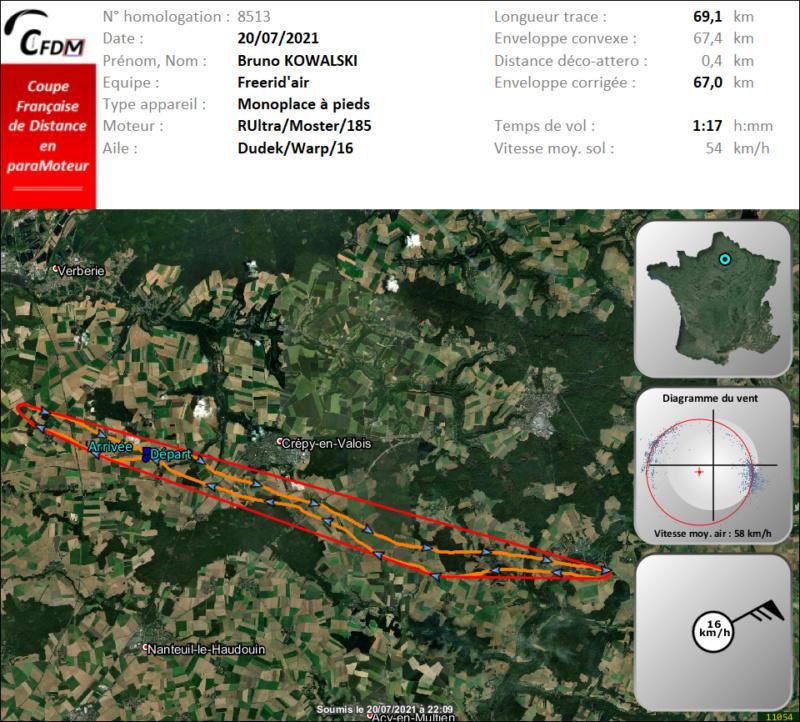 8513 - 20/07/21 - Bruno KOWALSKI - 67 km - homologué Img1006