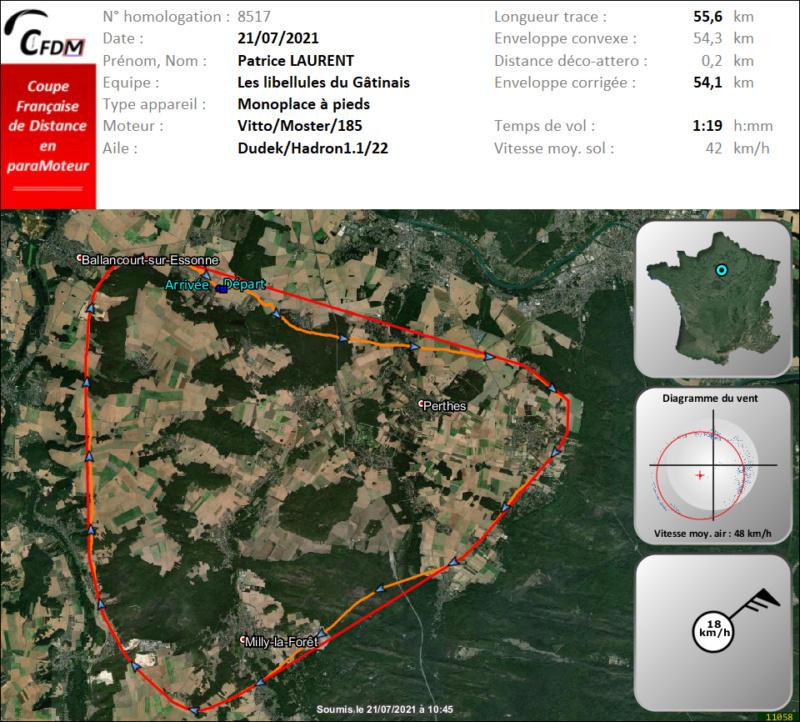 8517 - 21/07/21 - Patrice LAURENT - 54 km - homologué Img1010