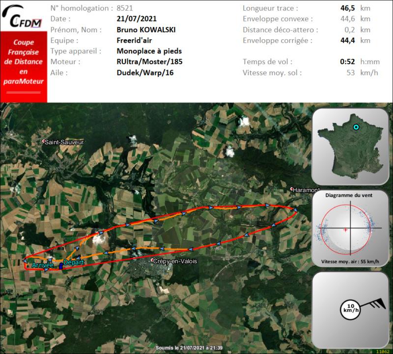 8521 - 21/07/21 - Bruno KOWALSKI - 44 km - homologué Img1014