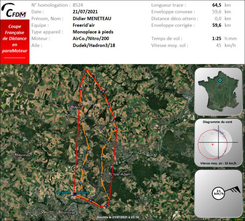 8524 - 21/07/21 - Didier MENETEAU - 59 km - homologué Img1017
