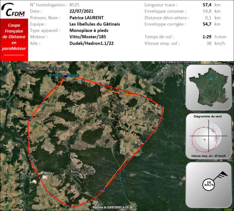 8525 - 22/07/21 - Patrice LAURENT - 54 km - homologué Img1018
