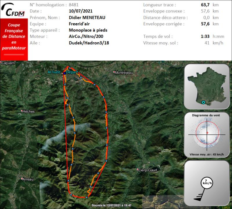 8481 - 10/07/21 - Didier MENETEAU - 57 km - homologué Img973