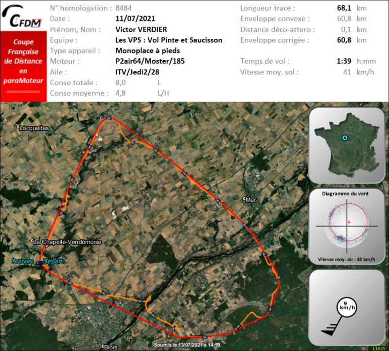 8484 - 11/07/21 - Victor VERDIER - 60 km - homologué Img976