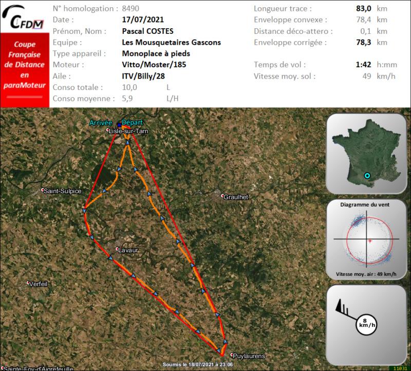 8490 - 17/07/21 - Pascal COSTES - 78 km - homologué Img983