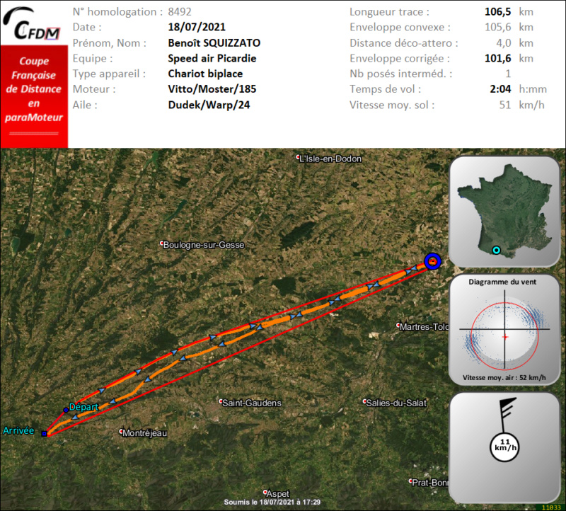 8492 - 18/07/21 - Benoît SQUIZZATO - 101 km - homologué Img985