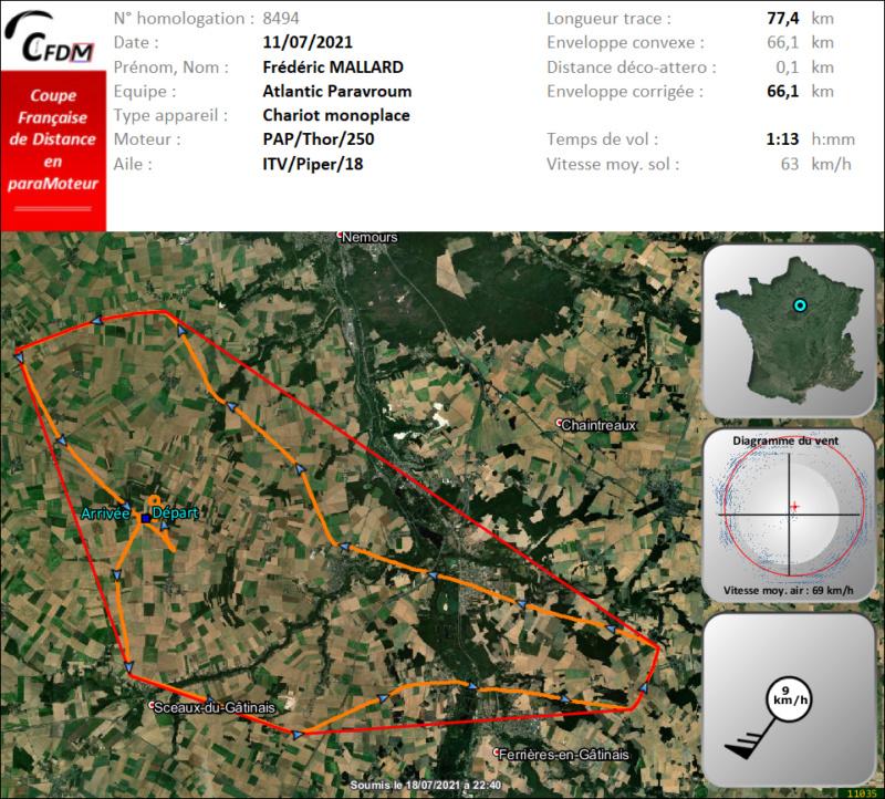 8494 - 11/07/21 - Frédéric MALLARD - 66 km - homologué Img987
