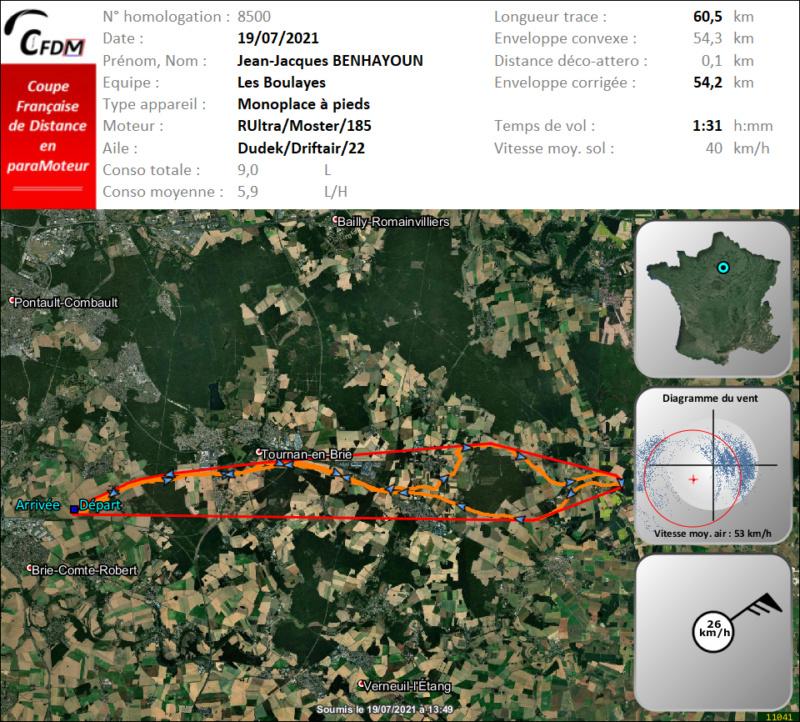 8500 - 19/07/21 - Jean-Jacques BENHAYOUN - 54 km - homologué Img993