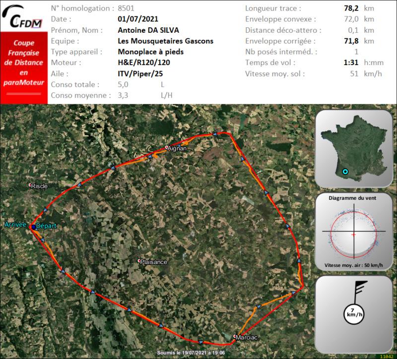 8501 - 01/07/21 - Antoine DA SILVA - 71 km - homologué Img994
