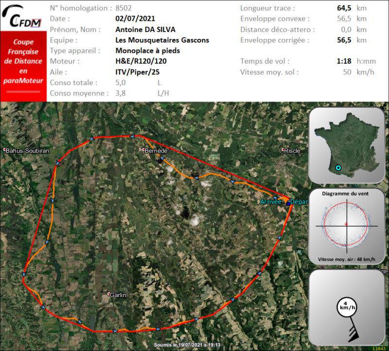 8502 - 02/07/21 - Antoine DA SILVA - 56 km - homologué Img995