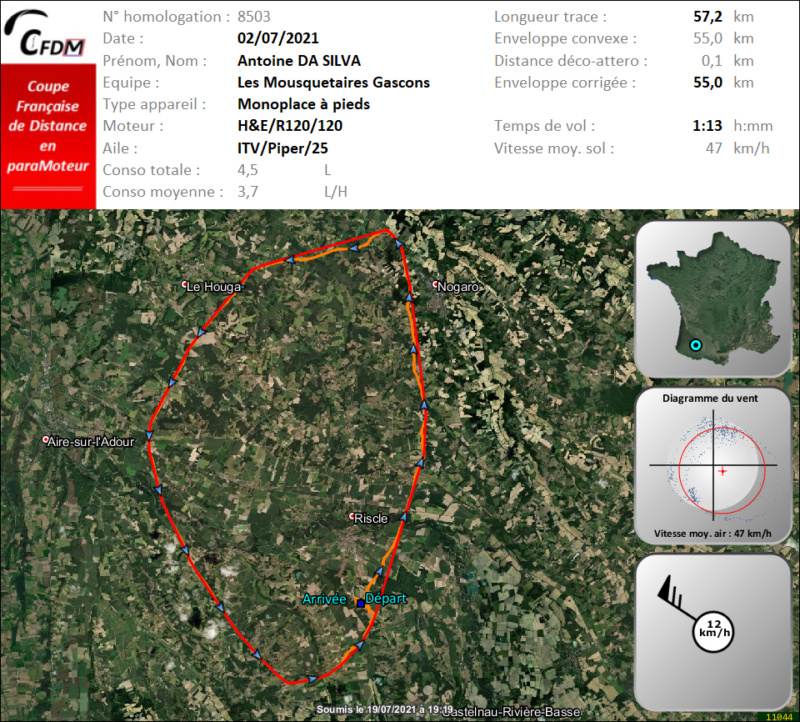 8503 - 02/07/21 - Antoine DA SILVA - 54 km - homologué Img996