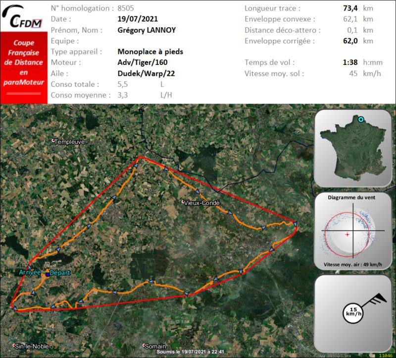 8505 - 19/07/21 - Grégory LANNOY - 62 km - homologué Img998