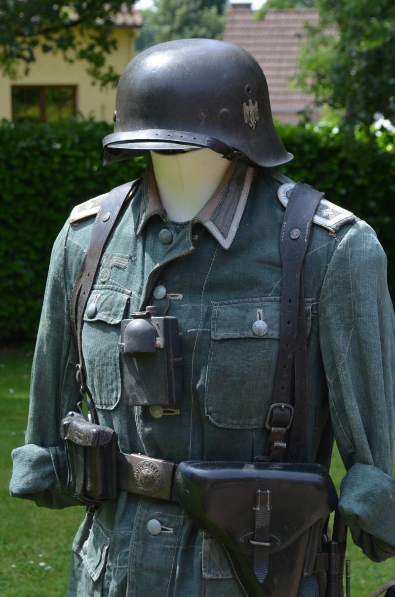Le tenue Drillich (les treillis allemands) Dsc_0916