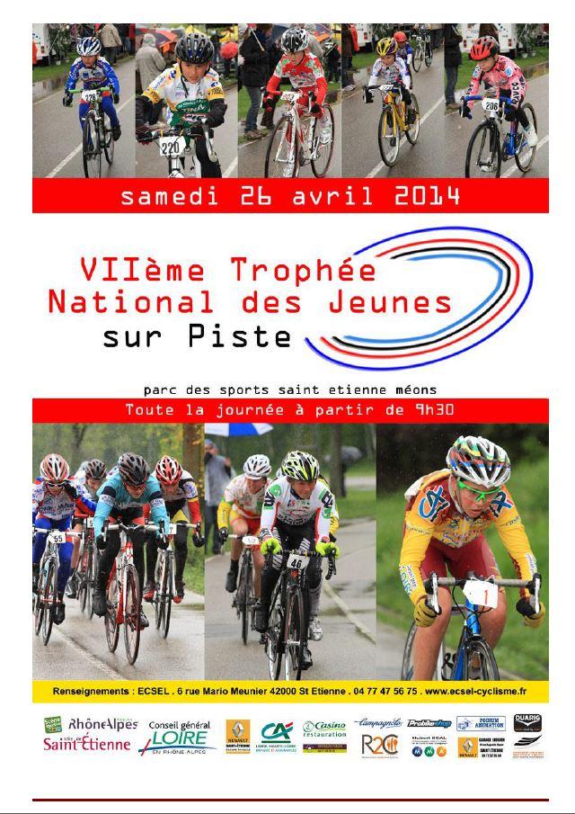 2014.04.26 WE Au Trophée National des Jeunes sur Piste - St Etienne 2014_010