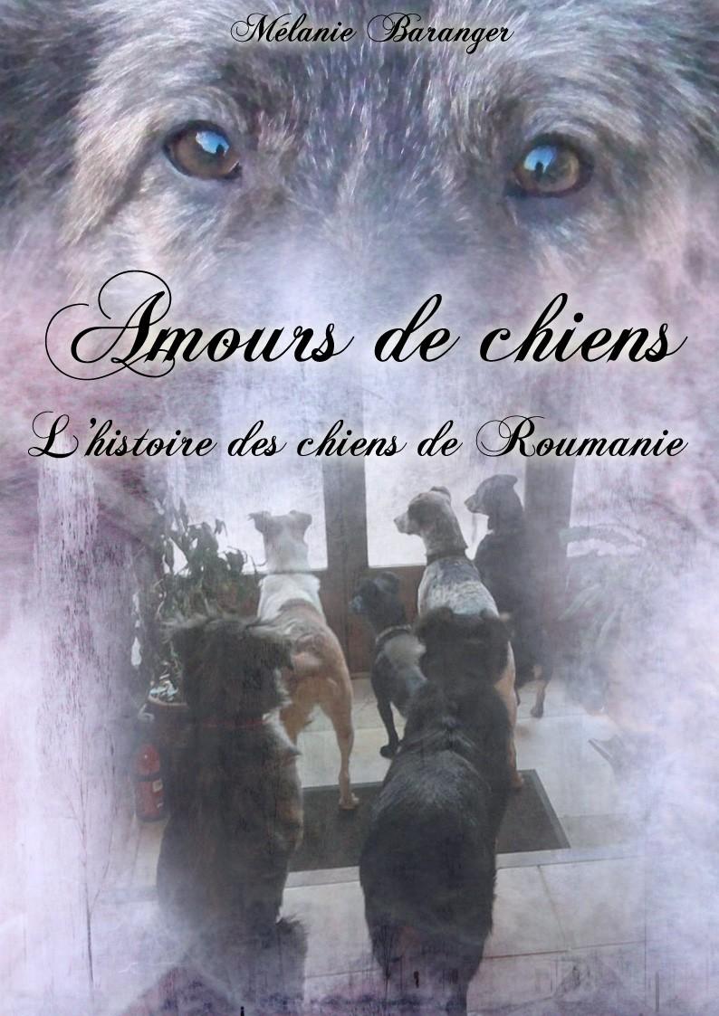 Idée : recueil des histoires de chiens de Roumanie Couver10