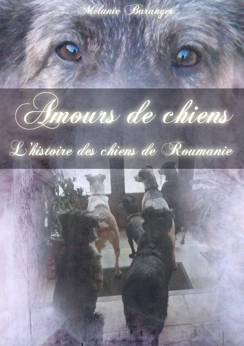 Idée : recueil des histoires de chiens de Roumanie Couver11