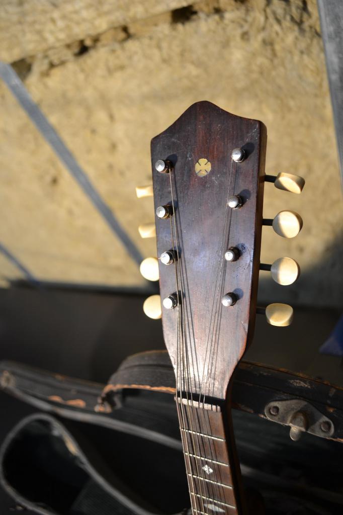 Gretsch Mandolin ... 112
