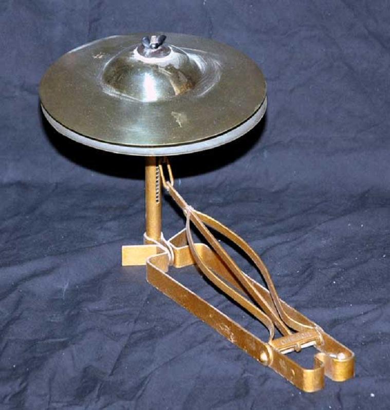 """Vintage Gretsch"""" PEDALS"""" Drum 1920_g10"""