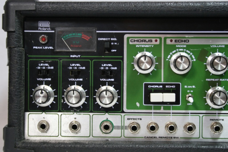 Space Echo Roland RE serie ........ 211
