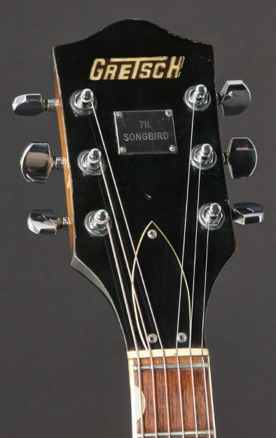 "1967 Gretsch ""Songbird 711"" and ""Sam Goody"" 22210"