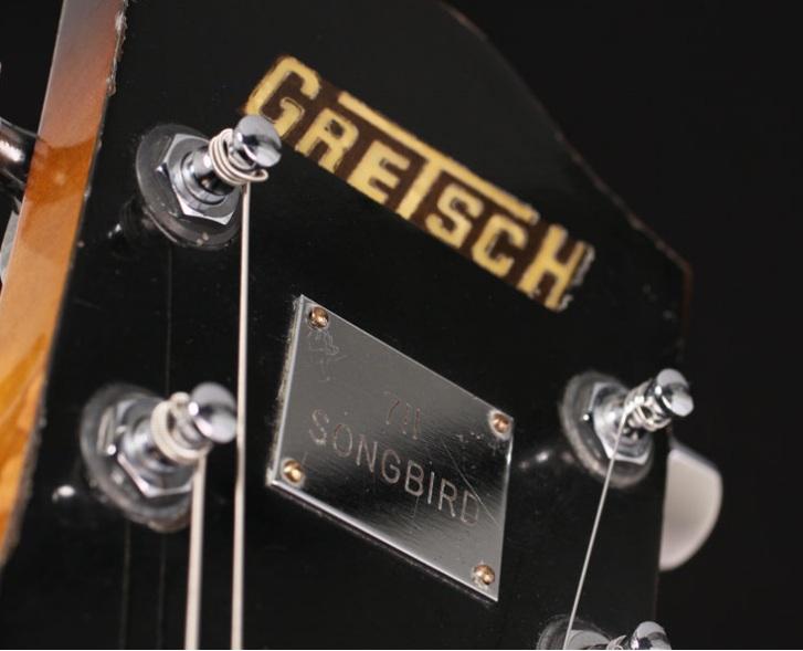 "1967 Gretsch ""Songbird 711"" and ""Sam Goody"" 2222210"
