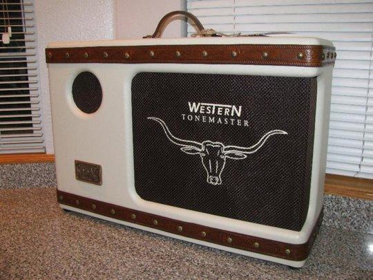 "Western ""Tonemaster"" Amp ... 225_jp10"