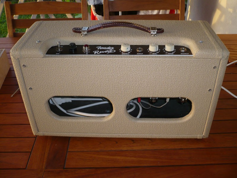 Fender Reverb Unit 6G15 24451110