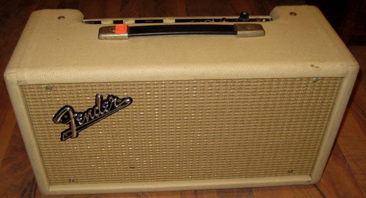 Fender Reverb Unit 6G15 3024fe10
