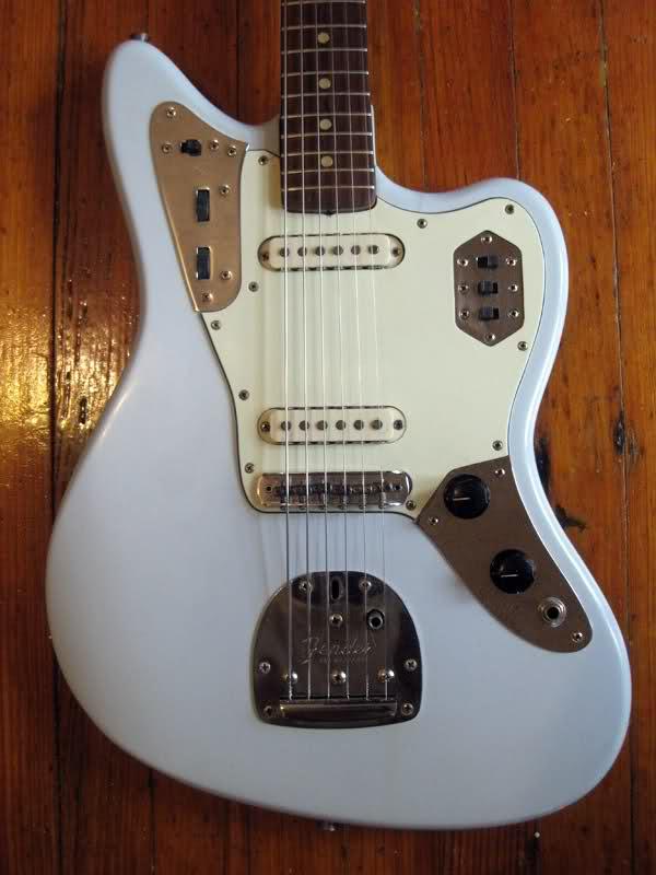 Fender Jaguar ..... 30tlvn10
