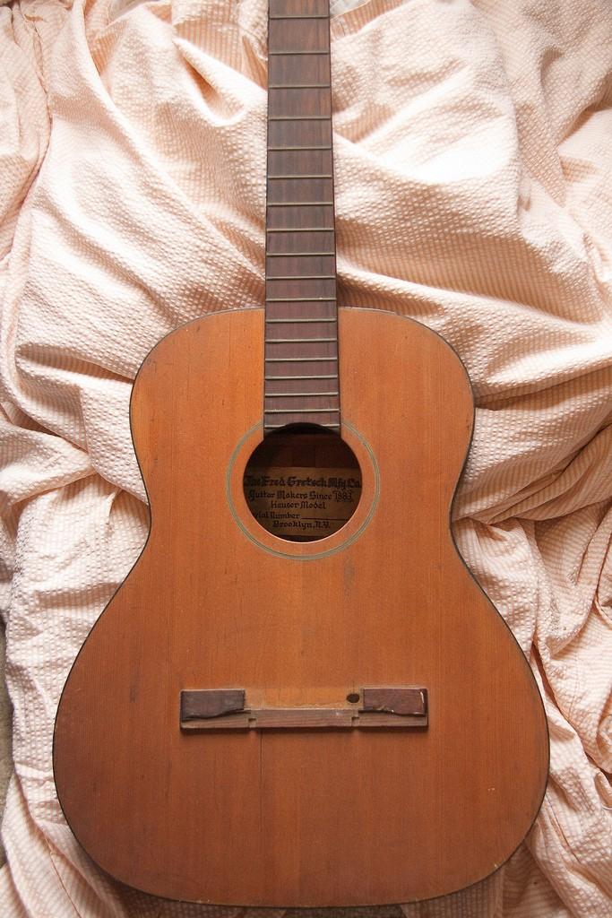 Gretsch Classic Guitar: Hauser Model 56817510