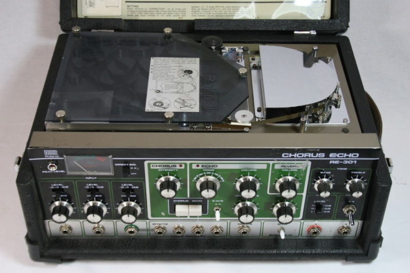 Space Echo Roland RE serie ........ 610