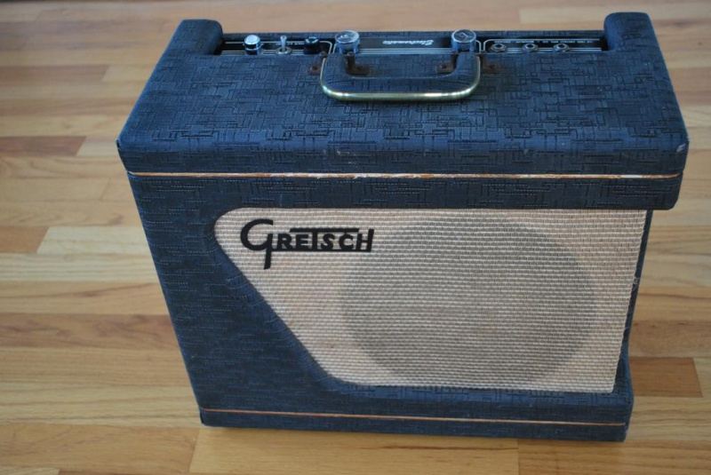 Gretsch 6155 Electromatic Guitar Amplifier .1960. 61550010