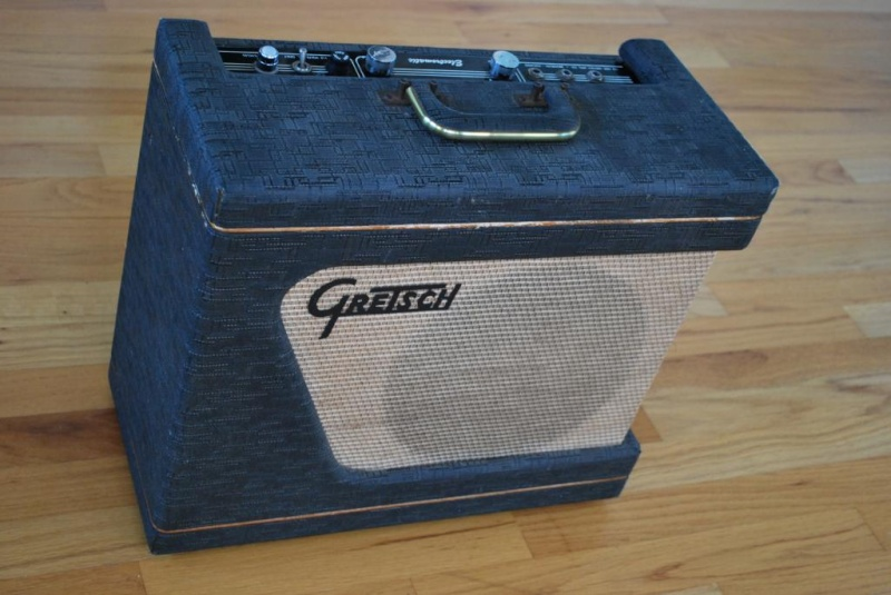 Gretsch 6155 Electromatic Guitar Amplifier .1960. 61550012