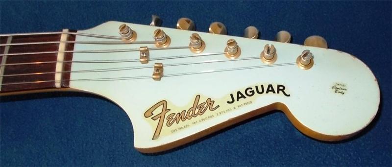 Fender Jaguar ..... 64687113