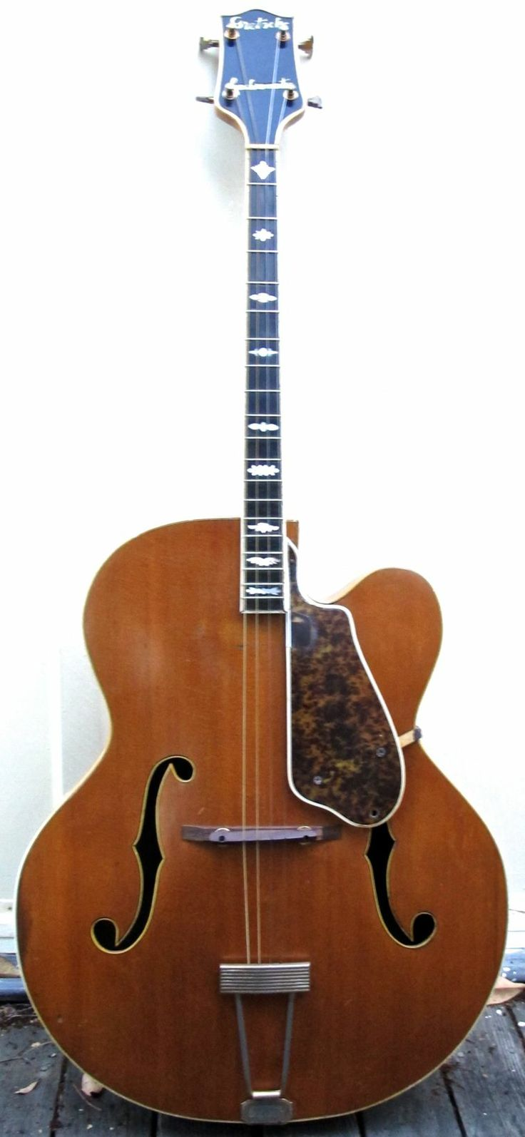 Gretsch's Tenor guitars... ces instruments méconnus 6963a410