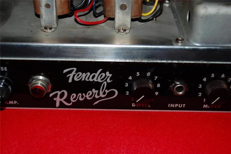 Fender Reverb Unit 6G15 70264211
