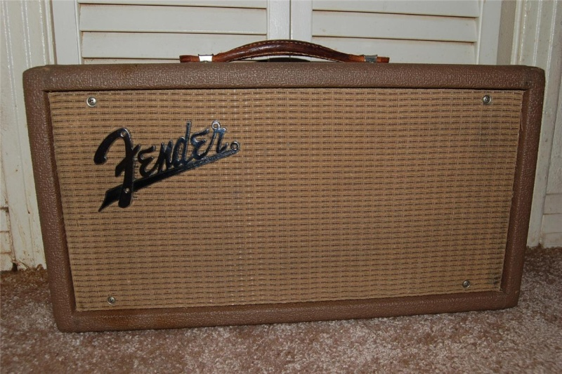 Fender Reverb Unit 6G15 70362410