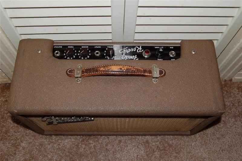 Fender Reverb Unit 6G15 70362411