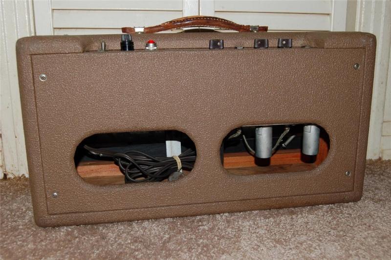 Fender Reverb Unit 6G15 70362510